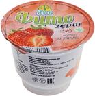 Йогурт соевый Клубника 2% жир., 200г