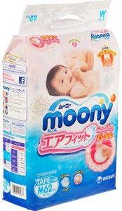 Подгузники Moony, M (6-11 кг)