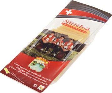 Сыр Аппенцеллер нарезка 50%жир., 150г
