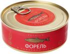 Форель радужная в томатном соусе 240г