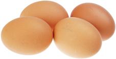 Яйца куриные СО с селеном 4шт