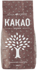 Какао-крупка слабообжаренная 200г