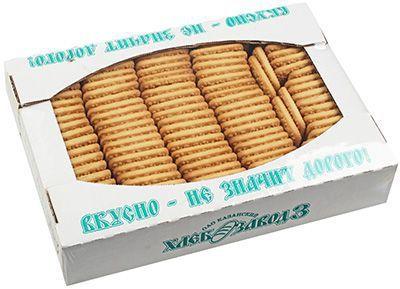 Печенье с ароматом топленого молока 1,6кг