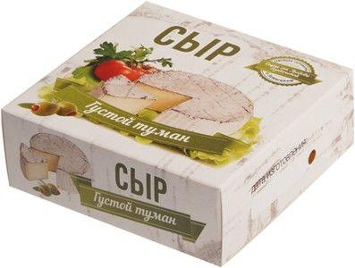 Сыр Густой туман с белой плесенью 50-60% жир., ~ 190г