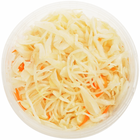 Капуста квашеная с морковью 800г