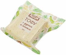 Сыр Тофу с укропом и чесноком 300г