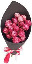 Букет №38 Розы Леди Бомбастик 9шт
