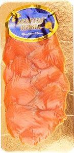 Горбуша слабосоленая ломтики 150г