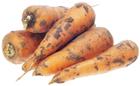 Морковь молодая ~1кг