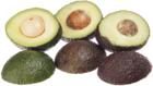 Авокадо Хаас разной зрелости 3шт