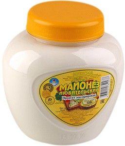 Майонез Любительский 50% жир., 500г