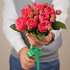 Роза Пинк Пиано 50см 1шт