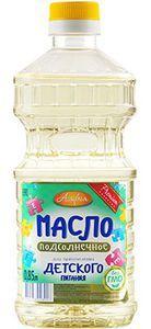 Масло подсолнечное для детского питания 850мл