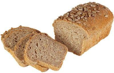 Хлеб Московский с семенами подсолнечника 400г