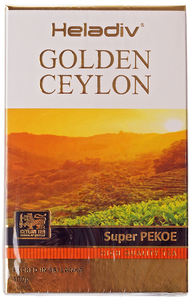 Чай черный Голден Цейлон Супер Пеко 100г