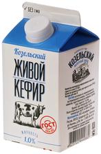 Кефир живой 1% жир., 450г