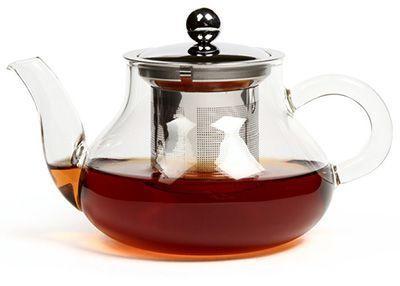 Чайник Годжи с колбой из металла 400мл