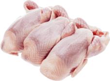 Мясо перепелов домашних ~450г