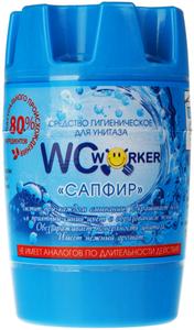 Гигиеническое средство для унитаза Сапфир 145г