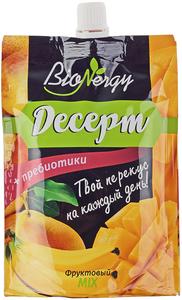 Десерт фруктовой микс Груша-банан-манго 140г