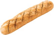 Мини-багет со злаками и чесноком 3шт*175г