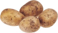 Картофель белый 2кг