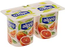 Йогурт соевый Красный апельсин 2*125г