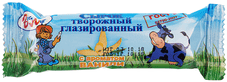 Сырок творожный с ванилью 24% жир., 40г