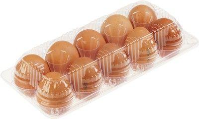Яйца куриные СВ коричневые 10шт