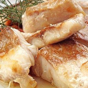 Групер белопятнистый замороженный ~ 2,5кг