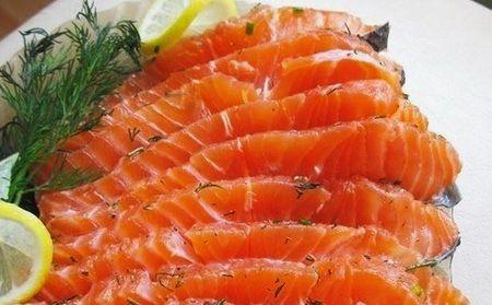 Филе красной рыба засолка рецепты