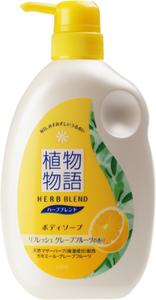 Мыло жидкое увлажняющее для тела 580мл