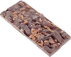 Горький шоколад Грильяж 50г
