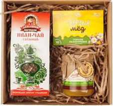 Подарочный набор Медовое чаепитие