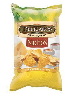 Чипсы Начос с сыром 150г