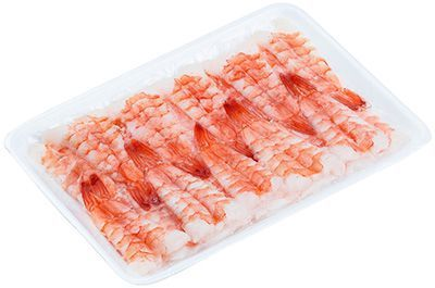 Креветки для суши Ваннамей 160г