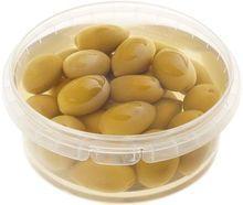 Оливки с косточкой в рассоле 270г