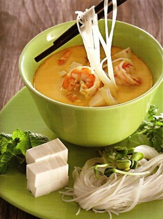 суп лакса рецепт с фото