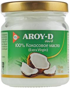 Масло кокосовое Extra Virgin 180мл