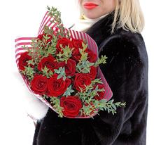 Букет №3 Розы Ред Наоми