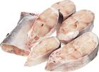 Стейки пангасиуса замороженные 1кг