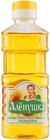 Масло подсолнечное ароматное Аленушка 250мл