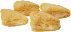 Пирожки из слоеного теста Тиропита 500г