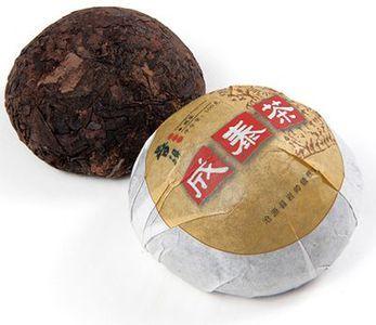 Чай Шу Пуэр Чен Тай 100г