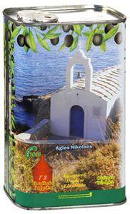 Масло оливковое Монастырские оливы 1л