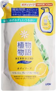 Мыло жидкое увлажняющее для тела сменный блок 420мл
