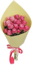 Букет №39 Розы Леди Бомбастик 9шт