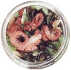 Салат из осьминога маринованного 200г