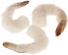 Креветки очищенные с хвостиком 1кг