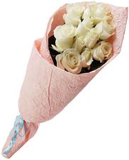 Бумага упаковочная жатая Светло-розовая
